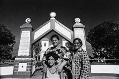 From the series: Ratana Pa -by john miller 1976 Polynesian People, John Miller, Maori Art, Life Photography, New Zealand, Fresh, Image, Collection, Design