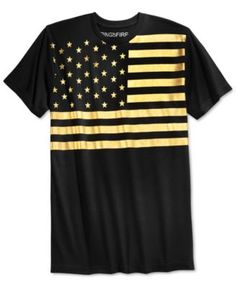 Ring of Fire American Gold T-Shirt - that should be mine!
