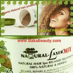 Are you looking for the best Organic Natural Hair Care Products? Baka Beautiful has it, and You can Get it at:www.bakabeauty.com/shop  Natural Hair Relaxer, Natural Hair Colors, Organic, Natural Hair Care On Sale at :www.bakabeauty.com