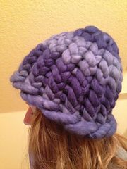 Ravelry: Caress' Cozy Hat pattern by Ingrid Reimers
