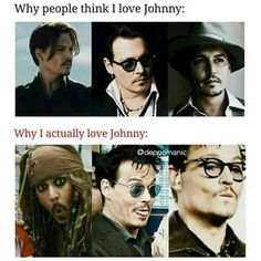 Johnny Depp #johnnydepp
