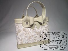 Stampin' Up!: Tote bag by Stampin Jacqueline