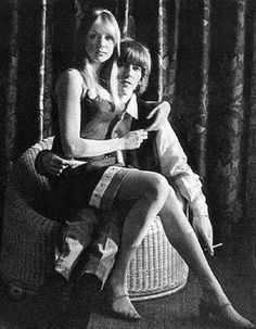 George Harrison Pattie Boyd Reunite   George Harrison And Pattie Boyd & Olivia Arias