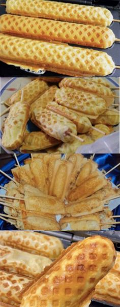Pizza Cones, Churros, Dairy Free Recipes, Tapas, Food And Drink, Low Carb, Gluten, Cooking Recipes, Waffles