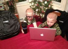 """Future OU users... or employees! omniupdateswag is where its at!"" Entry by Chad Bradt from Oberlander Group"