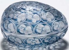 085 Lalique Box Poussins
