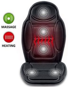 Realistic Multifunctional Electric Winter Warm Heating Blanket Office Home Chair Pad Mat Massage Relaxation B Beauty & Health