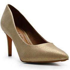Scarpin Carrano, R$ 189,99 http://www.anita.com.br/produto/Scarpin-Carrano-GOLD-84207?atributo=173:GOLD