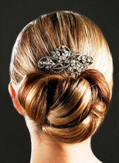 Wedding, Hair, Jewelry