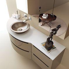 Idro Collection by #Scavolini #Bathrooms