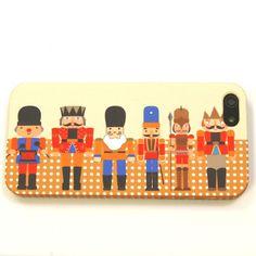 Nutcracker, iphone 5c  case , iphone5 case, iphone 4/4s, iphone 5 case, 191-200 on Etsy, $13.99 ❤️❤️❤️❤️❤️❤️❤️