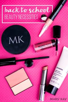 Find your way back to the perfect fall beauty look with these back to school Mary Kay® makeup products!