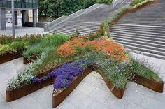Jardin Urbain, Lausanne - France, Balmori Associates