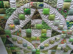 Sue Daurio's Quilting Adventures: Tossed Salad   Pattern Faceted Jewels