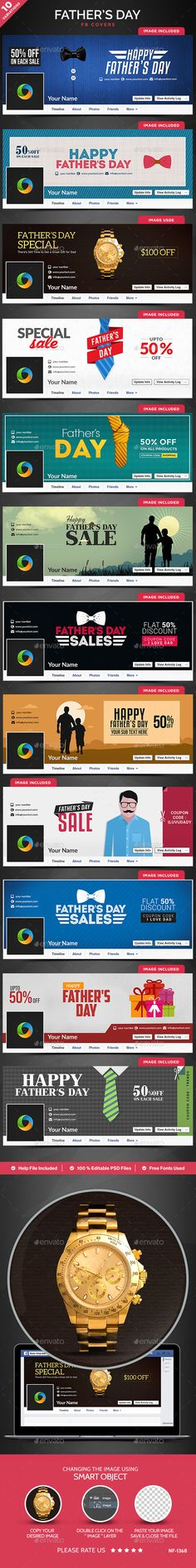 Corporate Social Media Pack Timeline, Template and Facebook - advertising timeline template