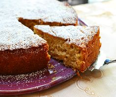 Apple Honey Cake    Cocoa and Lavender   http://cocoaandlavender.blogspot.com/