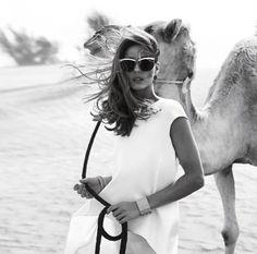Miss Olivia palermo in Dubai