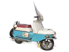 Moped Scooter, Vespa Scooters, Super 4, Vespa Lambretta, Car Colors, Sidecar, Cars And Motorcycles, Vehicles, Mopeds