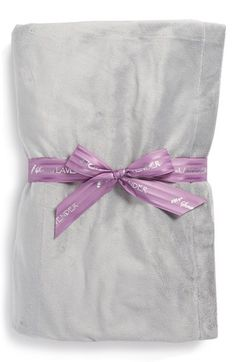 Free shipping and returns on Sonoma Lavender Solid Silver Blankie (Limited Edition) (Nordstrom Exclusive) at Nordstrom.com. The Sonoma Lavender Blankie is a handcrafted design woven from soft fabric that helps heal and relax your muscles. It works through a removable insert that's filled with flaxseed and lavender flowers so it can be warmed in the microwave or chilled to help you settle down after a long, hard day.