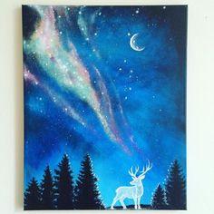 I Paint Imaginary Worlds…