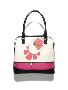 Coral and pink fashion accessories are just in time for spring! I MUST have this bag!!!