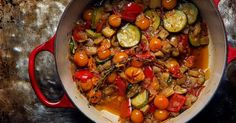 Learn to make classic Provençal ratatouille with your late-summer produce.