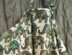 Introverted Mutiny: DIY Nursing Cover