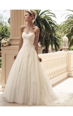 Casablanca 2108  DEBRAS BRIDAL SHOP AT THE AVENUES 9365  PHILIPS HWY JACKSONVILLE FL 32256 904-519-9900