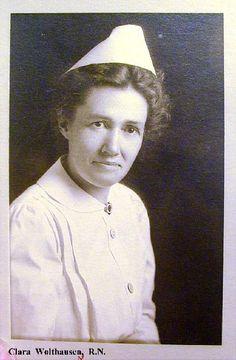 Clara Wolthausen R.N.