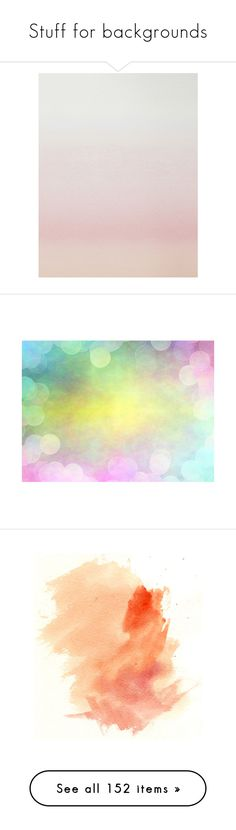 """Stuff for backgrounds"" by neko4life ❤ liked on Polyvore featuring home, home decor, wall art, backgrounds, wallpaper, sandberg furniture, sunset wall art, pastel, rainbow and effect"