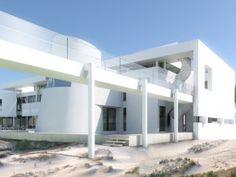 Dune Road Residence – Richard Meier & Partners Architects