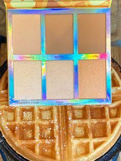 Colourpop Eyeshadow Palette, Vegan Menu, Belgian Waffles, Bh Cosmetics, Jawline, Weekend Vibes, Liquid Lipstick, Bronzer, Cyber Monday