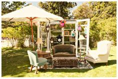 Wedding Trends of 2014 - Chill-Out Areas
