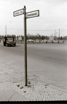 1960 Berlin - Potsdamer Platz am 31.07.1960