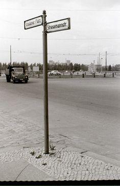 Berlin | Potsdamer Platz. 1960