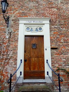 Amersfoort Doors Galore, Dutch, Medieval, Stairs, Windows, Explore, Park, Live, Street