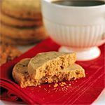 Best Cookies Recipes: Chewy Coffee-Toffee Shortbread Recipes