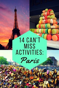 Discover unique things to do in Paris! Make sure you add these must-do activities to your Paris bucket list. Discover unique things to do in Paris! Make sure you add these must-do activities to your Paris bucket list. Paris Travel Guide, Europe Travel Tips, Places To Travel, Travel Goals, Travel Bag, Asia Travel, Zoo Travel, Airline Travel, Disney Travel