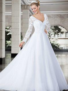 Vestidos de noiva - Coleção Callas (12) Frente