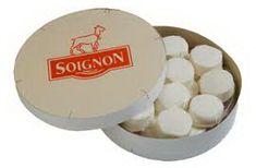 Ziengentaler Palet (Soignon) - Goat Cheese / Pasteurised Milk (40g x 24)