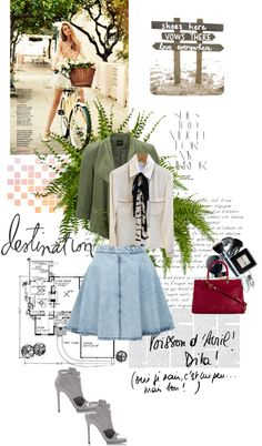 """""""Denim All Day"""" by trendywinds on Polyvore"""