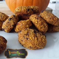 Galletas de calabaza, zapallo o auyama. #halloweenrecipes #recetashalloween #eatclean #pumpkin