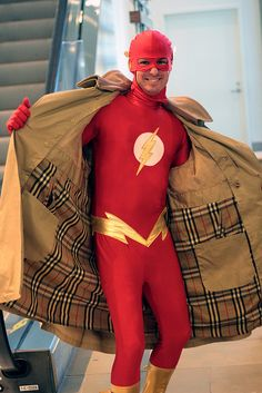 The Flash, photo by FirstPerson Shooter.