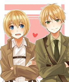 DAMN THIS IS SO CUTE IM GONNA PIN IT ON MY HETALIA AND SNK BOARD