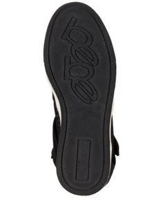 bebe Calisto High-Top Sneakers - Black 6.5M