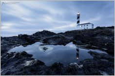 "500px / Photo ""Favaritx Lighthouse"" by Padraic Giardina"