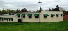 Aluminum Awnings - Jamestown Awning and Party Tents
