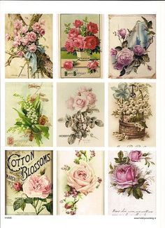 Image result for vintage roses labels for painted bottles