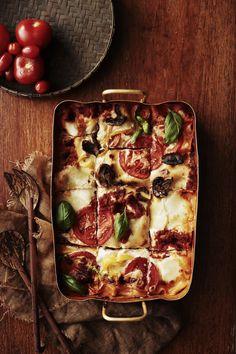 Jos kokeilet elämässäsi vain yhtä vegelasagnea, valitse tämä | Me Naiset Vegetable Recipes, Vegetarian Recipes, Cooking Recipes, Healthy Recipes, Healthy Eats, I Love Food, Good Food, Yummy Food, Food N