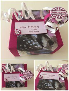 annie scrappt - rund ums Papier und noch viel mehr: Süße Schachtel für Kleinkram
